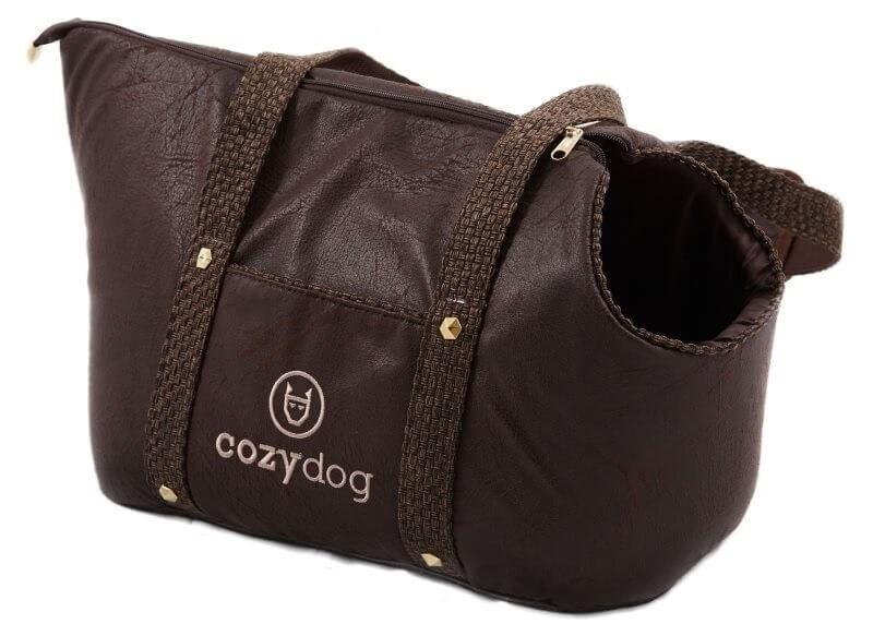 Cozy Dog Torba transportowa chocolate 30x40x24