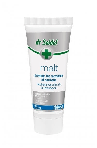 Dr Seidel Malt- pasta na odkłaczanie 75ml