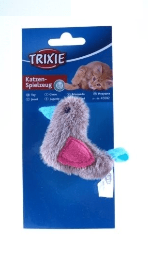 Trixie pluszowa kaczka z kocimiętką