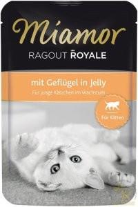 Miamor Ragout Royale Kitten w galaretce 12 x 100g