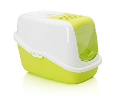 Savic Toaleta dla kota Nestor zielona