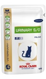 Royal Canin Veterinary Diet Urinary S/O Feline 100g