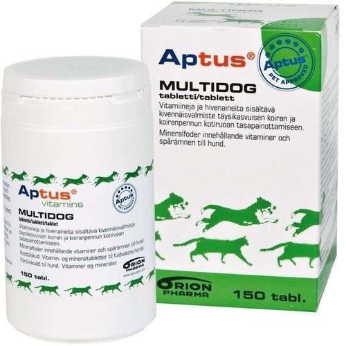 Aptus Multidog preparat witaminowy