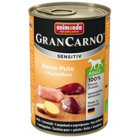 Animonda GranCarno Sensitiv 4 x 400g