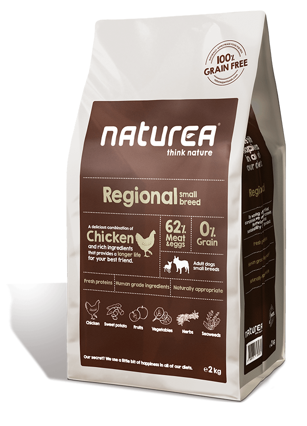 Naturea Grain Free Regional Small 2kg