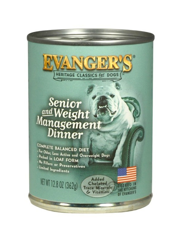 Evanger's Heritage Classics Senior & Weight 362g