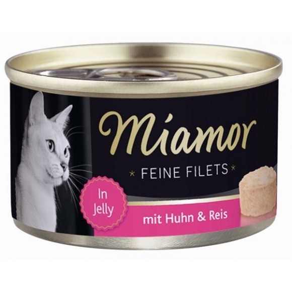 Miamor Feine Filets puszki 12 x 100g