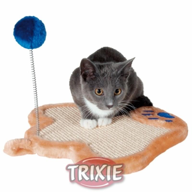 Trixie Drapak sizal z piłką 36x34cm