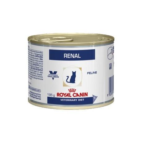 Royal Canin Veterinary Diet Renal Feline 195g