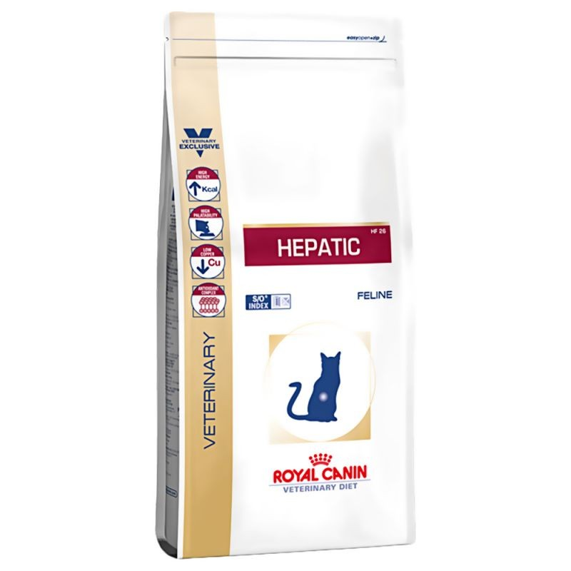 Royal Canin Veterinary Diet Feline Hepatic HF26