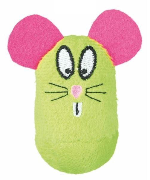 Trixie pluszowa mysz Bobo