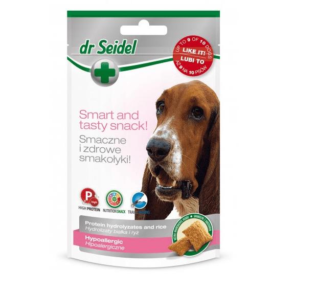Dr Seidel Przysmaki dla psa z alergią 90g