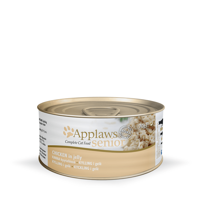 Applaws Senior w galaretce 12 x 70g