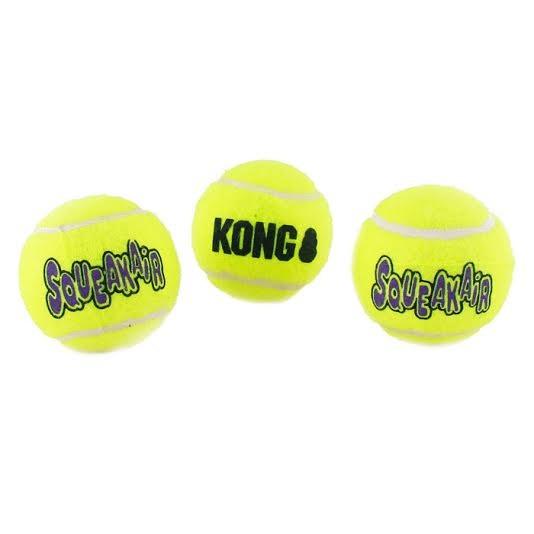 Kong Air Squeaker - Piłka Tenisowa