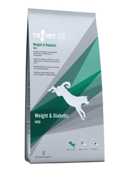 Trovet WRD Weight & Diabetic Pies