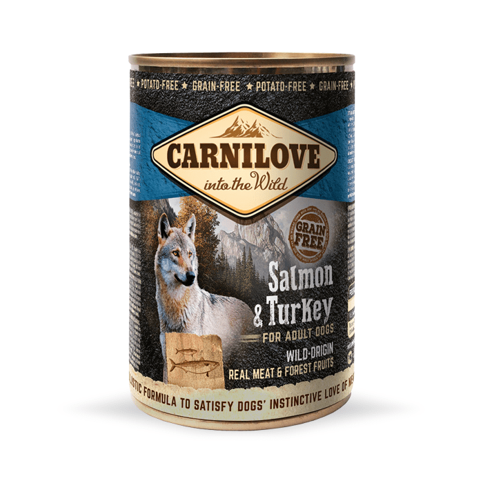 Carnilove Wild Meat Adult 4 x 400g