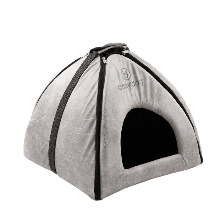 Cozy Dog Budka Light Grey