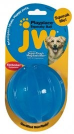 JW Pet Squeaky Ball Large
