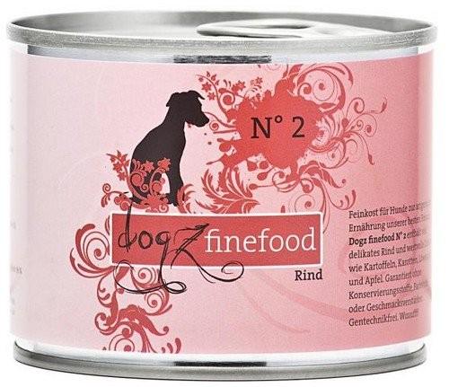 Dogz Finefood puszka 4 x 200g