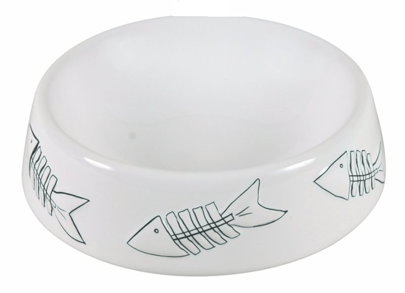 Trixie miska ceramiczna dla kota 0,2l