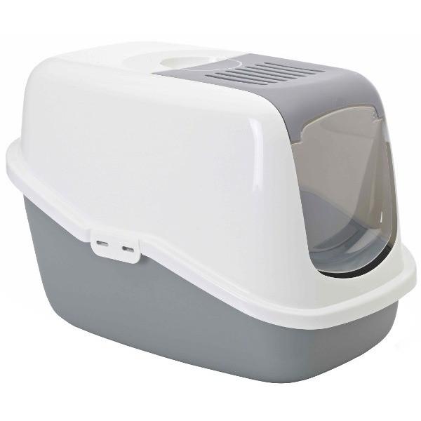 Savic Toaleta dla kota Nestor szara