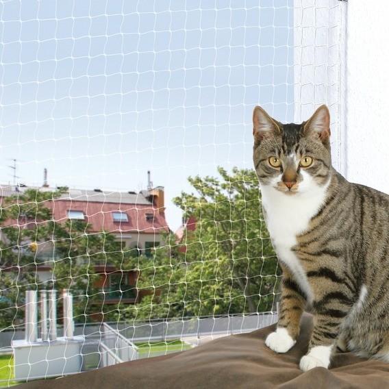 Trixie Siatka zabezpieczająca transparentna 2x1.5m