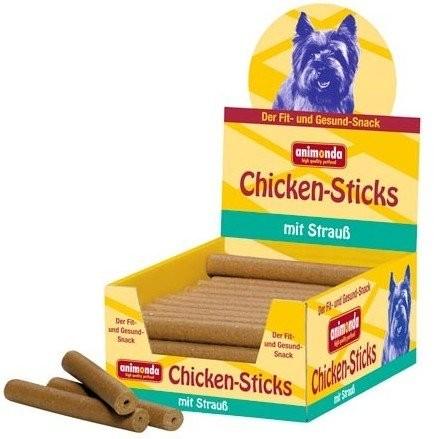 Animonda Chicken-Sticks Struś 50szt/opak