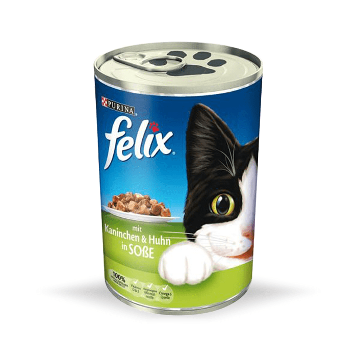 Felix w sosie 4 x 400g