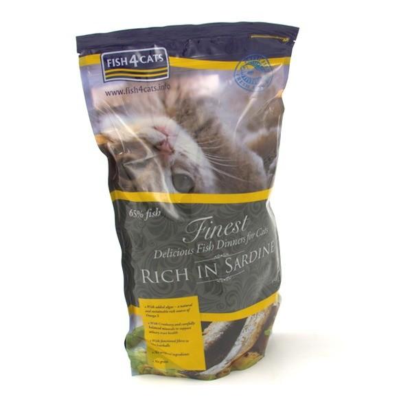 Fish4Cats Finest Rich in Sardine