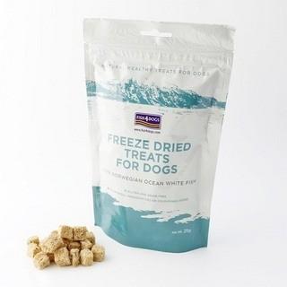 Fish4Dogs Freeze Dried Treats 25g