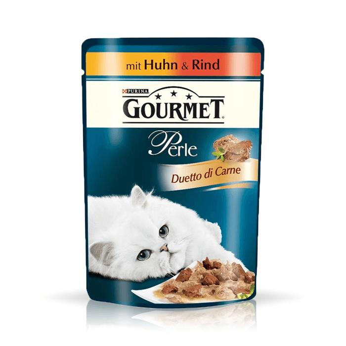 Gourmet Perle Duet 12 x 85g