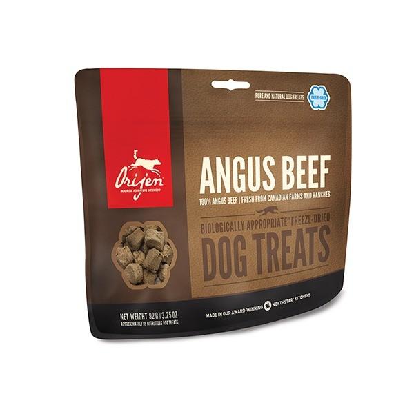 Orijen Freeze Dried Angus Beef przysmak liofilizowany dla psa 42,5g