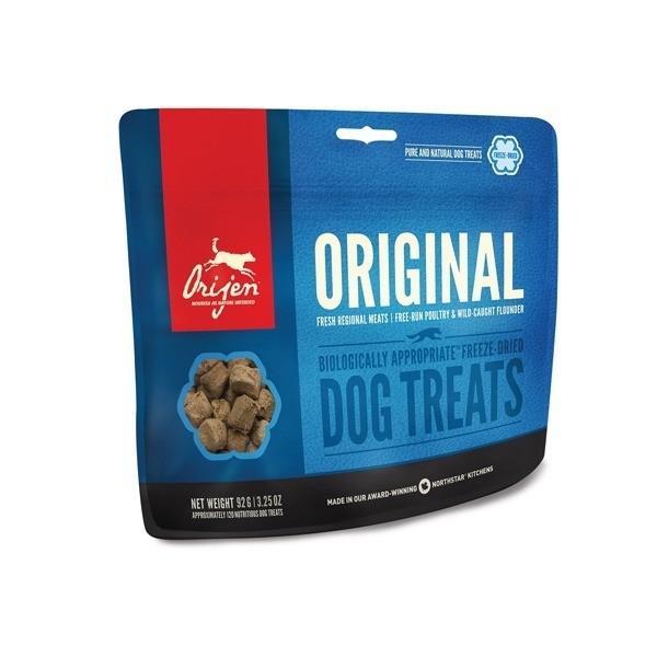 Orijen Freeze Dried Original przysmak liofilizowany dla psa 42,5g