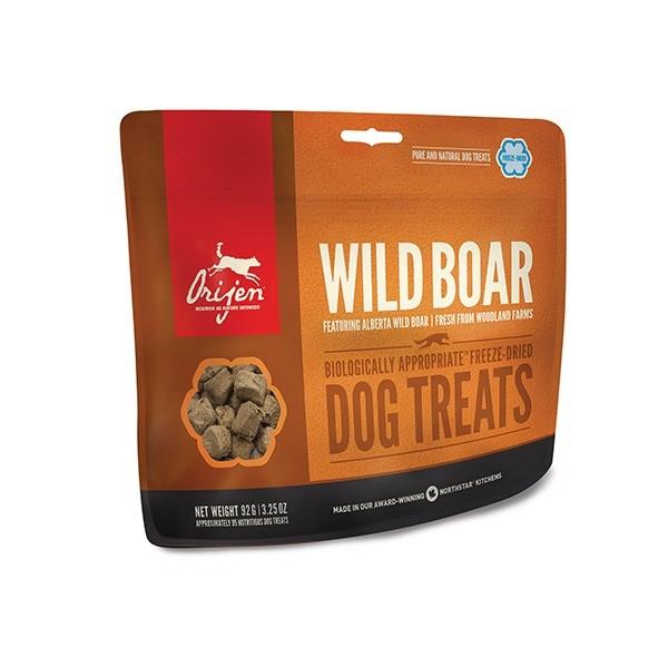 Orijen Freeze Dried Wild Boar przysmak liofilizowany dla psa 42,5g