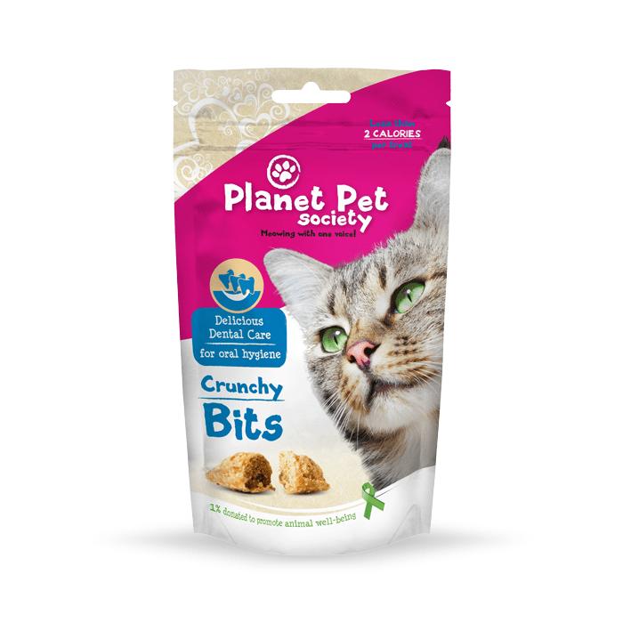 Planet Pet Dental Care przysmak dla kota 40g