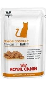 Royal Canin Vet Care Nutrition Senior Consult Stage 1 Feline 100g
