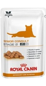 Royal Canin Vet Care Nutrition Senior Consult Stage 2 Feline 100g