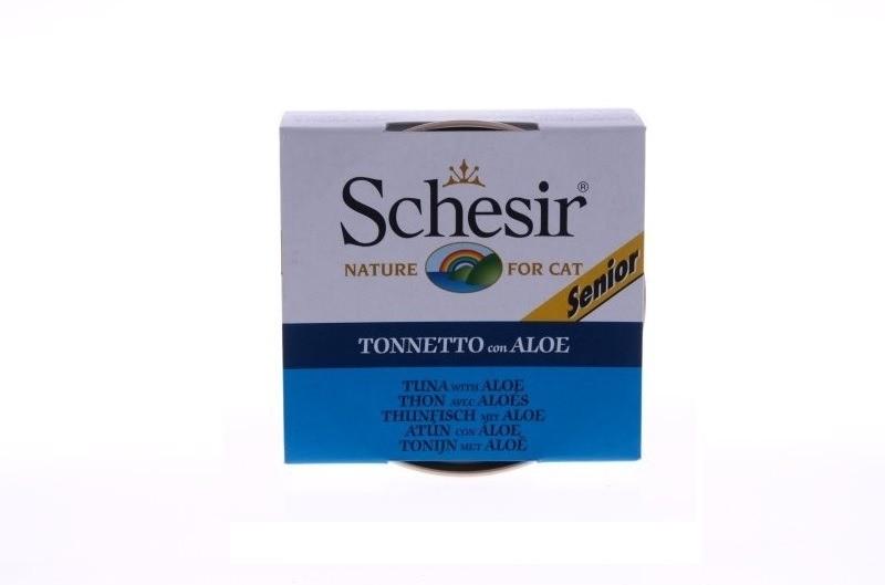 Schesir Senior w galaretce 12 x 85g