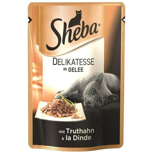 Sheba Delicacy w galaretce 12 x 85g