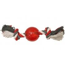 Play Strong Mini ekstra mocna piłka ze sznurem 20 x 5.5 cm
