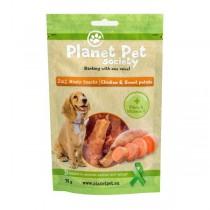 Planet Pet Pies Chicken 4 x 70g