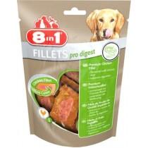 8in1 Fillets Pro Digest S - przekąska na lepsze trawienie 80g
