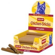 Animonda Chicken-Sticks Jagnięcina 50szt/opak