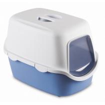 Stefanplast Toaleta Cathy z filtrem Błękitna