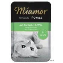 Miamor Ragout Royale w sosie 12 x 100g