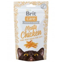 Brit Care Cat Snack Meaty 8 x 50g