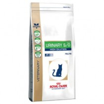 Royal Canin Veterinary Diet Urinary High Dilution Cat