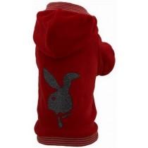 Grande Finale Bluza czerwona Bunny rozmiar 4/6kg