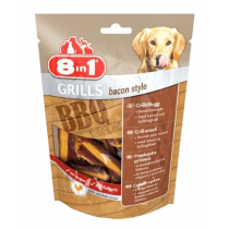 8in1 Grills Bacon Style - grillowany bekon 80g
