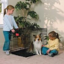 MidWest Life Stages Klatka dla psa 76x53x61cm